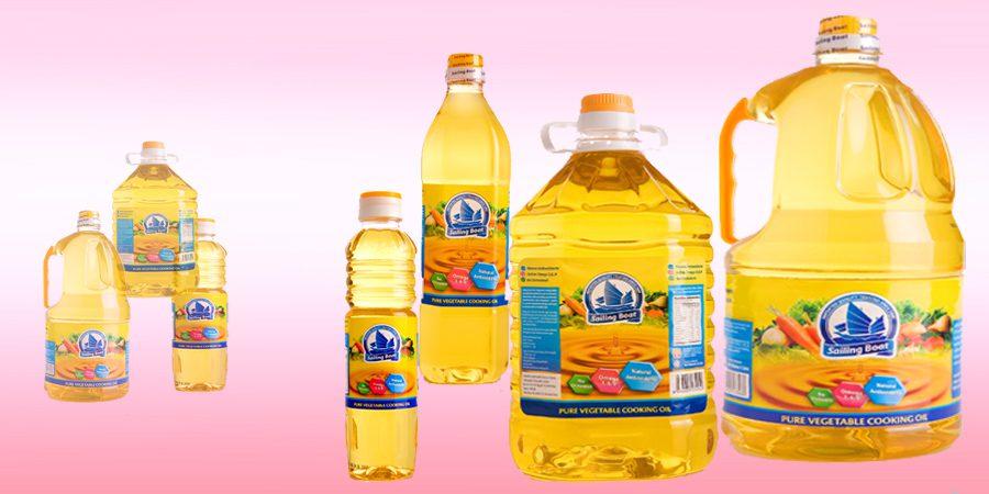 dầu ăn 5