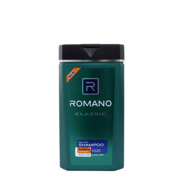 dầu gội romano 1